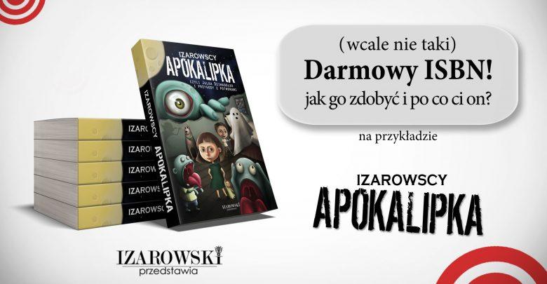 Photo of (wcale nie taki) Darmowy ISBN – Jak go zdobyć i po co Ci on?