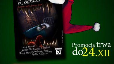 Photo of Horrorowy E-book na Święta! + zaproszenie na spotkanie