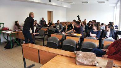 Photo of Pierwsze międzynarodowe Warsztaty Tworzenia Opowieści Niesamowitych dla studentów – PWSZ Zamość – 21.04.2015