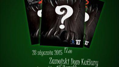 Photo of Horror na Roztoczu 2 – zapowiedź + spotkanie autorskie – 28.01.2015