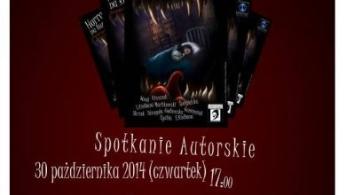 Photo of Spotkanie autorskie – Nowa Dęba/ 30.10.2014