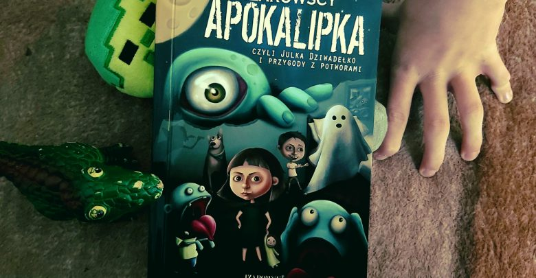 Photo of Izarowscy: Apokalipka – recenzja StrefaBooki blogspot